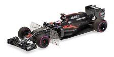 Minichamps 1:43 McLaren Honda MP4-31 F1 GP AERO Test Barcelona '16 Jensen Button