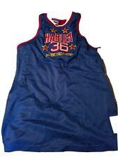 Wilt Chamberlain #13 Harlem Globetrotters Team Men's Basketball Jersey Size- Xl