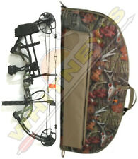 """Fred Bear Cruzer G2  Bow Realtree Xtra Left Hand Package 5-70# 12-30"""" With Case"""