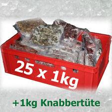 Premium 25kg Barf Paket Frostfutter Barffleisch Frostfleisch barfen artgerecht