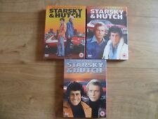 STARSKY AND HUTCH the complete 1 2 3  box set. New DVD.