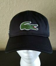 MIAMI OPEN UNISEX TENNIS OFFICIAL LACOSTE TENNIS CAP LIGHTWEIGHT