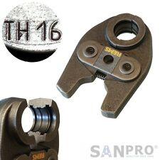 REMS Mini pressbacke th16 tenaglie profilo TH 16-per molti federativo sistemi di tubazioni