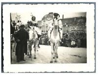 France, Nice, Carnaval de Nice  Vintage silver print. Tirage argentique  7
