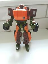 Transformers Generations Roadbuster TOMY Hasbro Voyager Class action figure 2014
