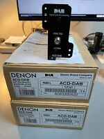 Denon DAB Tuner ACD-DAB Card for Denon Pro TU-604CI Multi Zone Tuner - New Boxed