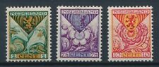[309213] Netherlands 1925 good set of stamps very fine MH
