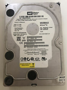 "Western Digital WD3200AAJS-22RYA0 320GB SATA 3.5"" Hard Drive DCM:HHRCHV2CH"