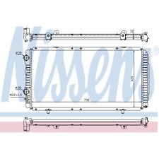Kühler Motorkühlung - Nissens 61390