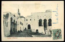 Spain Cols Morocco Tanger Governor House u/b PPC 5c