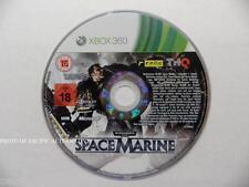 jeu seul WARHAMMER 40000 SPACE MARINE sur xbox 360 francais spiel juego en loose