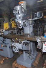 Bridgeport Series I Milling Machine (Inv.21724)