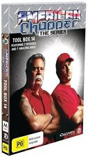 American Chopper : The Series - Tool Box 14 (DVD, 2009, 3-Disc Set) - Region 4