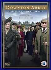 DOWNTON ABBEY - 2012 XMAS SPECIAL - A JOURNEY TO THE HIGHLANDS  *BRAND NEW DVD*