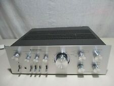 VINTAGE 1970'S KENWOOD KA-7100 DC STEREO INTEGRATED AMPLIFIER SOUNDS AWESOME