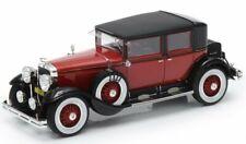 CADILLAC Series 341 A Town Sedan - 1928 - red / black - ESVAL 1:43