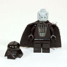 Lego Star Wars Figur Darth Vader sw123 6211 7264 10123 10131 + Cape WS356