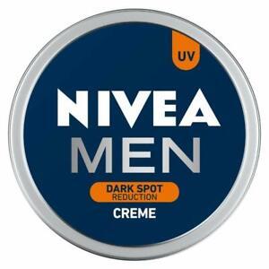 NIVEA Men Crème, Dark Spot Reduction, Non Greasy Moisturizer, Cream ,75ml