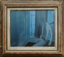 """André TELLIER  - """""""" auTo portrait """"  vers 1950/60"""