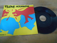"7"" Rock T.Love Alternative - My Marzyciele (3 Song) TONPRESS"