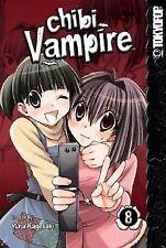 Chibi Vampire Vol. 8 by Yuna Kagesaki (2008, Paperback)
