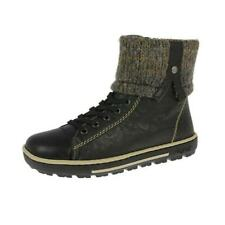 Rieker Flat (less than 0.5') Synthetic Boots for Women