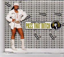 (FM381) Missy Elliott, Pass That Dutch - 2003 CD