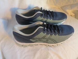 Asics Men Gel-Quantum 360 CM Shoes Size 12 Peacoat/P.Grey 1021A134