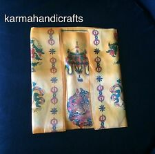 Tibetan Buddhist Prayer Offering Silk Khada Khata Khatak Auspicious Scarf Nepal