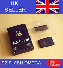 EZ Flash OMEGA IV - NEW!! 4 GameBoy Advance - GBA - Nintendo Game Boy DS DSI SP