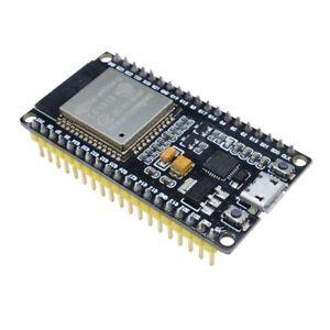 ThingMatic NodeMCU ESP32 Development Board, ESP-WROOM-32, ESP-32S, Board gelb