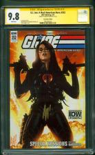 G.I.Joe 252 CGC SS 9.8 Adam Hughes Exclusive Convention Variant Baroness 2018