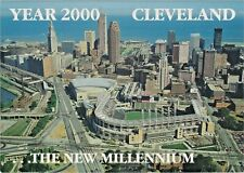 """Year 2000 Cleveland.The New Millennium """"Collector Card"""" Photo by James Blank"""