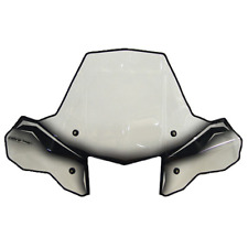 PowerMaddCobra Pro Tek Windshield~2005 Honda TRX500FA FourTrax Foreman Rubicon