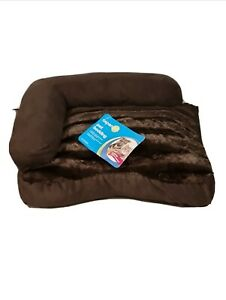 Dog Cat Sofa Couch Bed Chair Comfort Sponge Rest Relax Seat Cushion