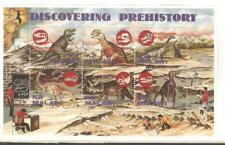 MALAWI  -  SG  MS 924  -  PREHISTORIC ANIMALS  -  UMM