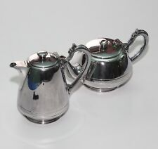 Walker & Hall, Silver Plated Teapot Water Jug.