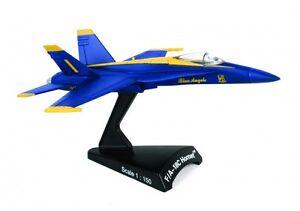 Postage Stamp 1:150 McDonnell Douglas F/A-18C USN Blue Angels AVIATIONMODELSHOP