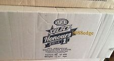 2014 SELECT AFL HONOURS FACTORY SEALED 16 BOXES CASE: BLIGHT/SKILTON SIGNATURE