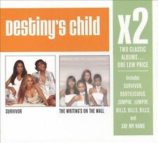 Survivor/The Writing's on the Wall by Destiny's Child (CD, Oct-2008, 2 Discs)