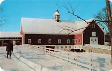 Postcard Black Forest Trading Post PA