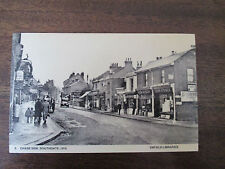 """VINTAGE REPRO POSTCARD, """" CHASE SIDE, SOUTHGATE, 1919 """"  ENFIELD LIBRARIES."""
