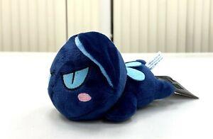CardCaptor Sakura Nesoberi Toy Plush Keychain Doll Spinel Sun Angry Face SG9891