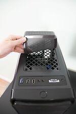 "VIVO ""Smart"" MICRO-ATX Tower Computer Gaming PC Case Black / 5 Fan Mounts, USB 3"