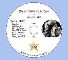 "DVD ""Cocaine"" (1922) a.k.a. ""While London Sleeps"", Classic Silent Crime Drama"