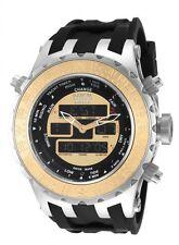 New Men's Invicta 12591 Subaqua Swiss Digital Black Dial Black Poly Watch