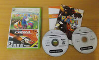 Viva Pinata & Forza Motorsport 2 Xbox 360 Complete Super Condition Free P&P UK