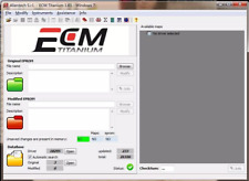ECM Titanium 1.61 + 26106 Drivers + WinOLS 2.24 + ECU File Unlock | Tuning