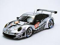 Spark 2013 Porsche 911 GT3 RSR Patrick Dempsey Le Mans #77 1:18