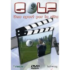 Golf - Uno Sport Per La Vita  [Dvd Nuovo]